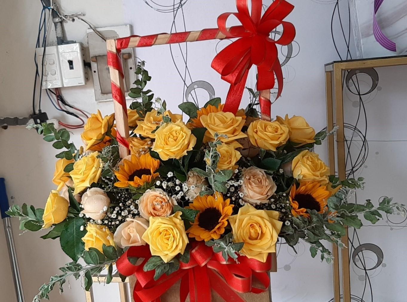 Tặng hoa sinh nhật Vũng Tàu