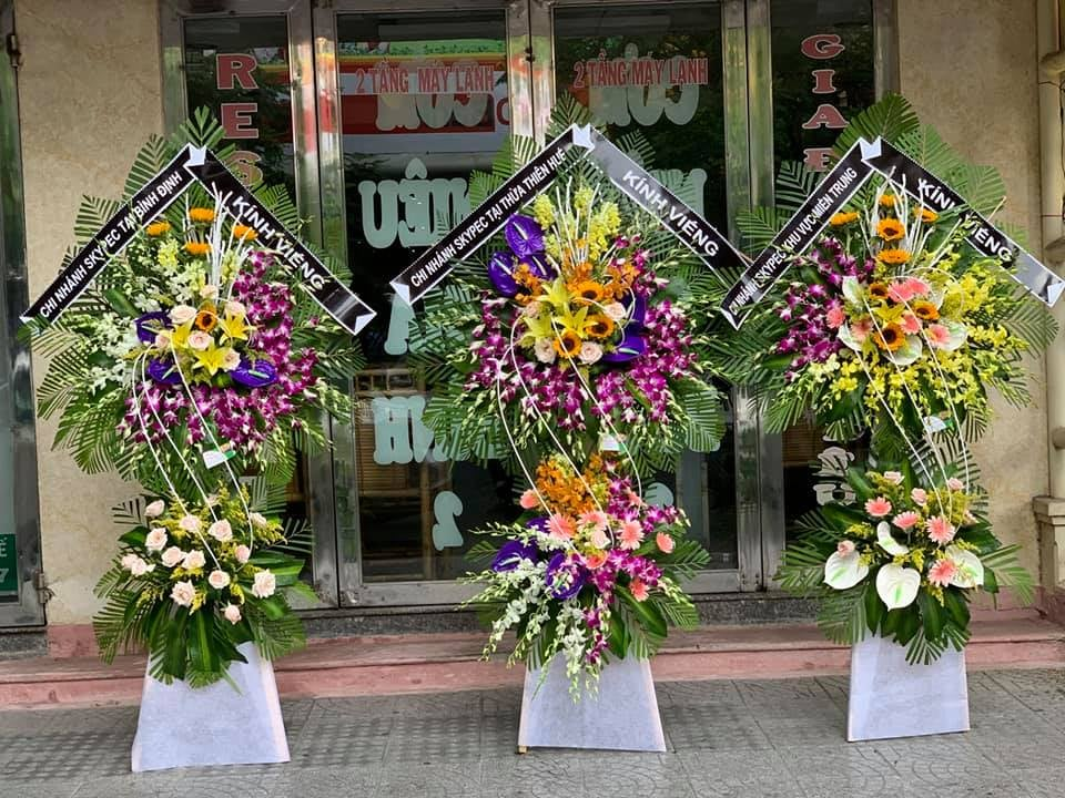 Gửi hoa chia buồn Huế