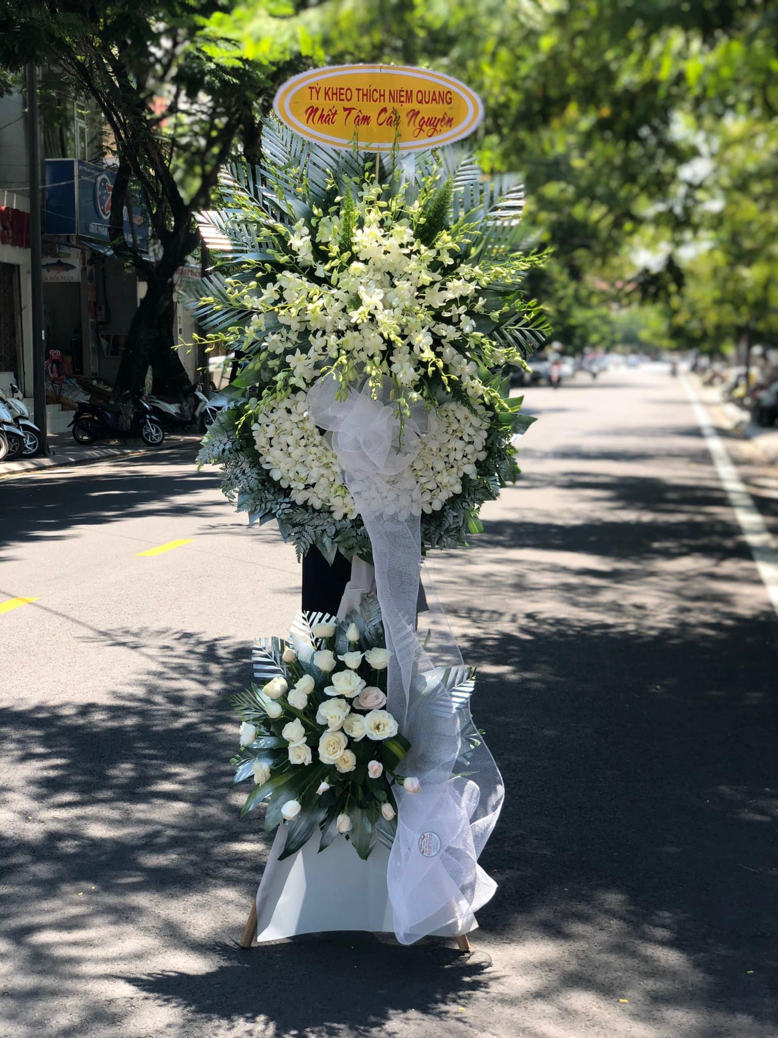 Shop hoa tươi thành phố Huế