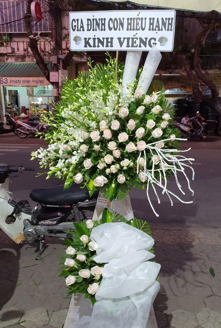 Điện hoa thành phố Quảng Ngãi