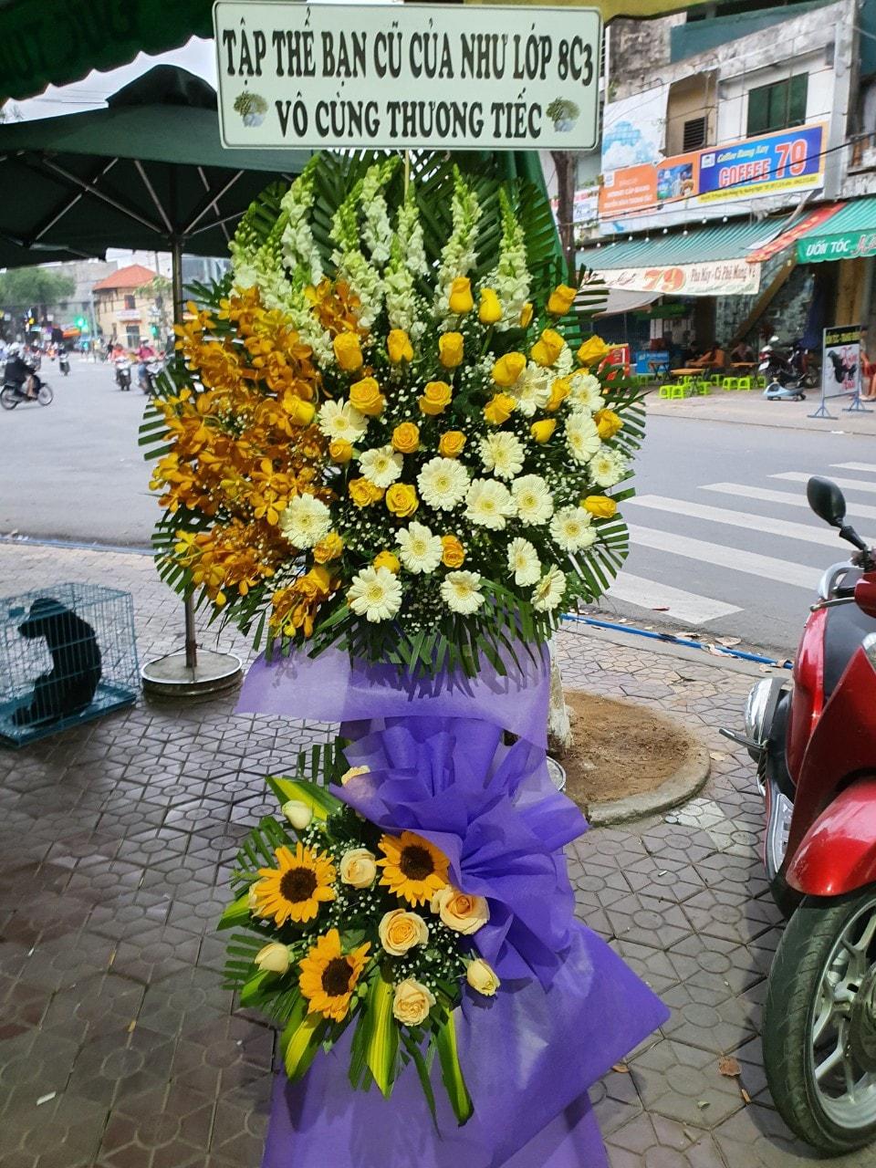gửi điện hoa quảng ngãi