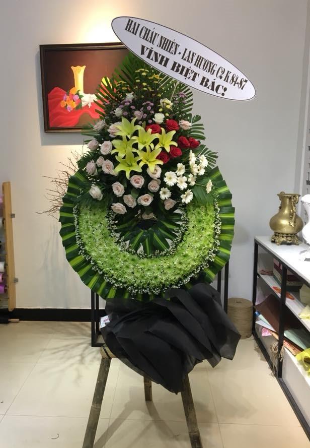 Gửi điện hoa đám tang thành phố Quảng Ngãi