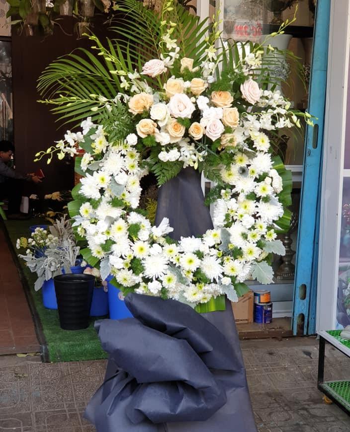 Hoa đám tang Tam Kỳ