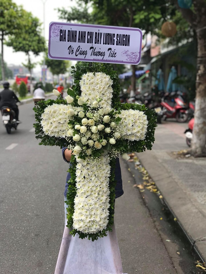 Hoa chia buồn Vũng Tàu