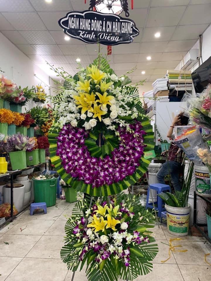 Shop hoa thành phố Vinh