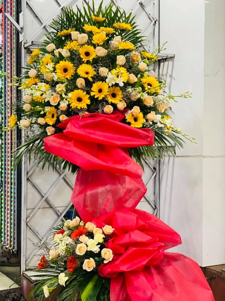 Gửi điện hoa mừng khai trương thành phố quảng ngãi