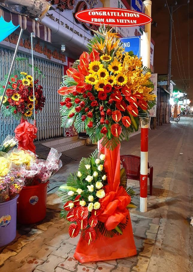 Shop hoa Bình Sơn