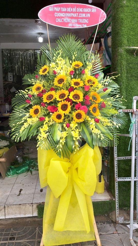 Cửa hàng hoa tươi Bình Sơn