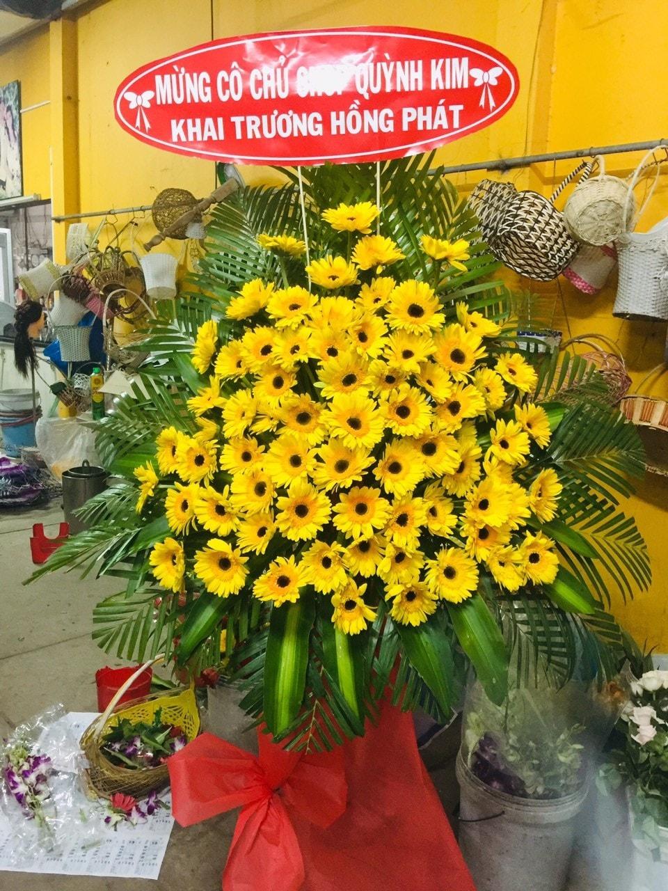 Hoa tươi Bình Sơn