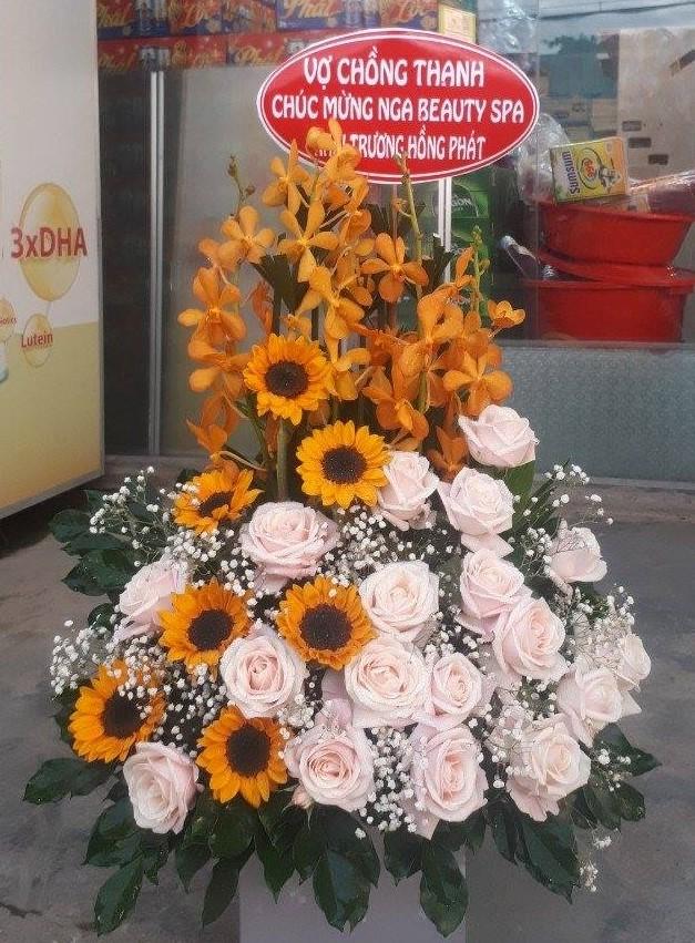 Cửa hàng hoa huyện Bình Sơn
