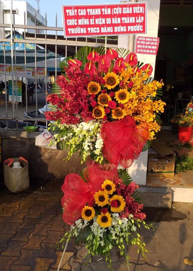 Gửi điện hoa thành phố nha trang