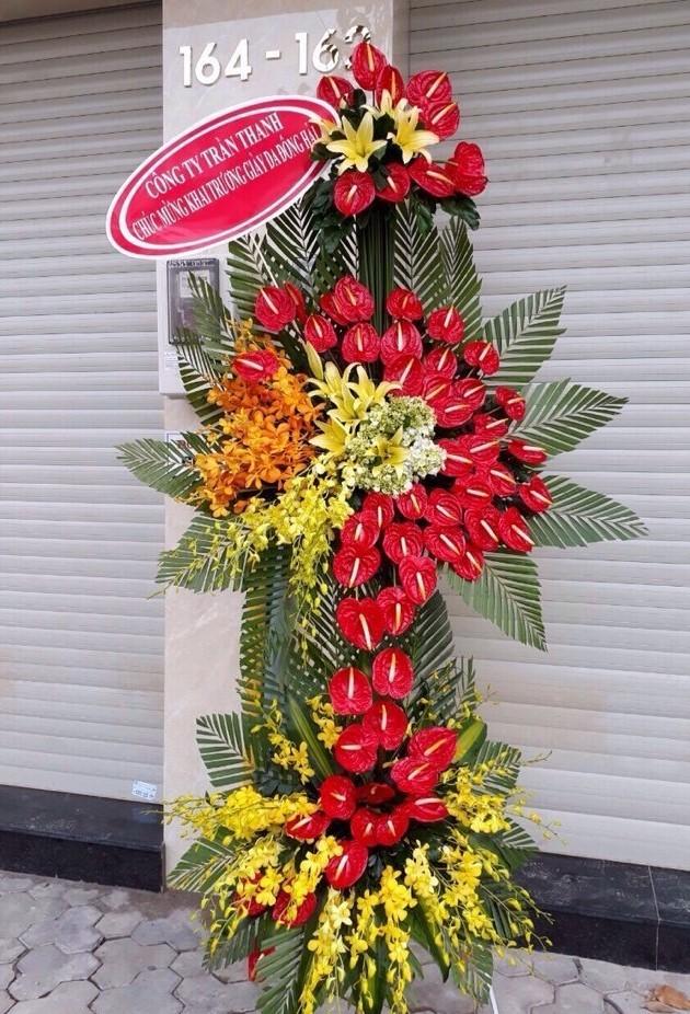 Gửi hoa chúc mừng khai trương thành phố nha trang