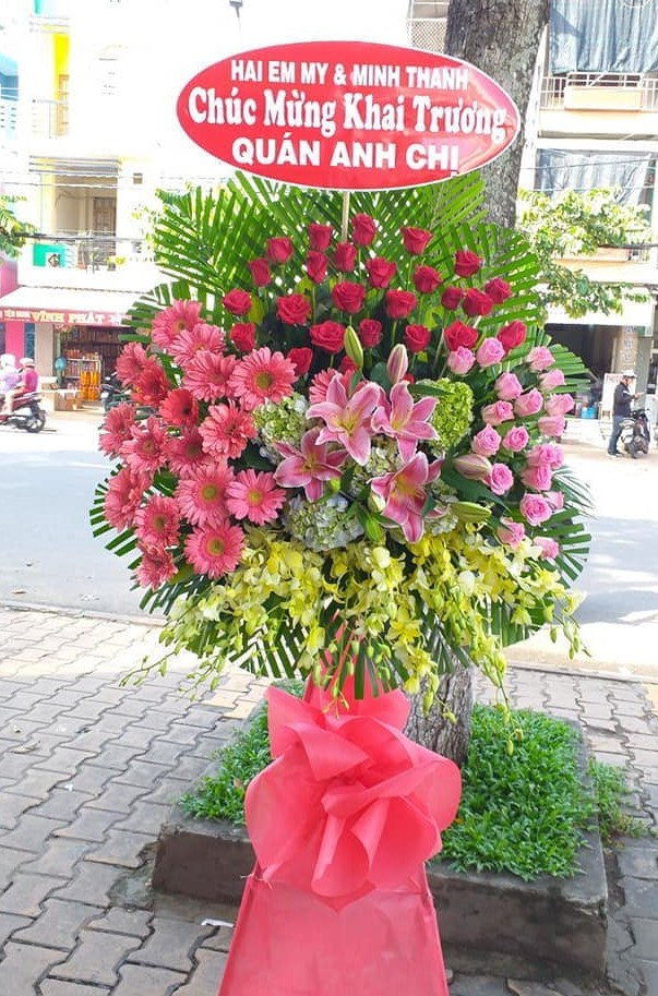 Gửi điện hoa khánh hòa