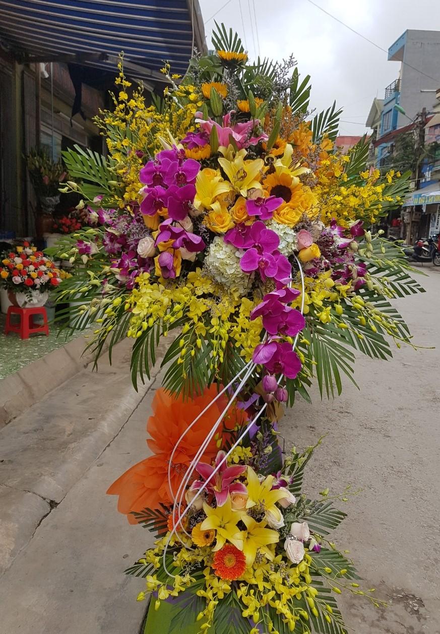 Cửa hàng hoa tươi nha trang