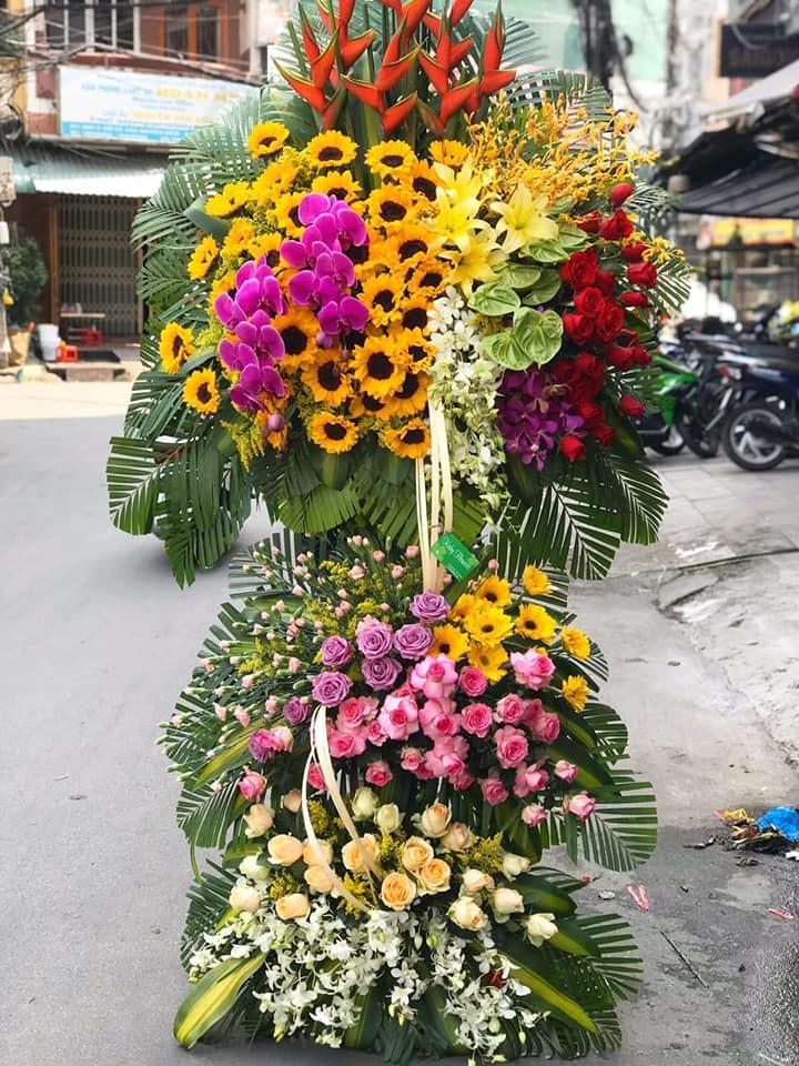 Gửi hoa chúc mừng khai trương nha trang