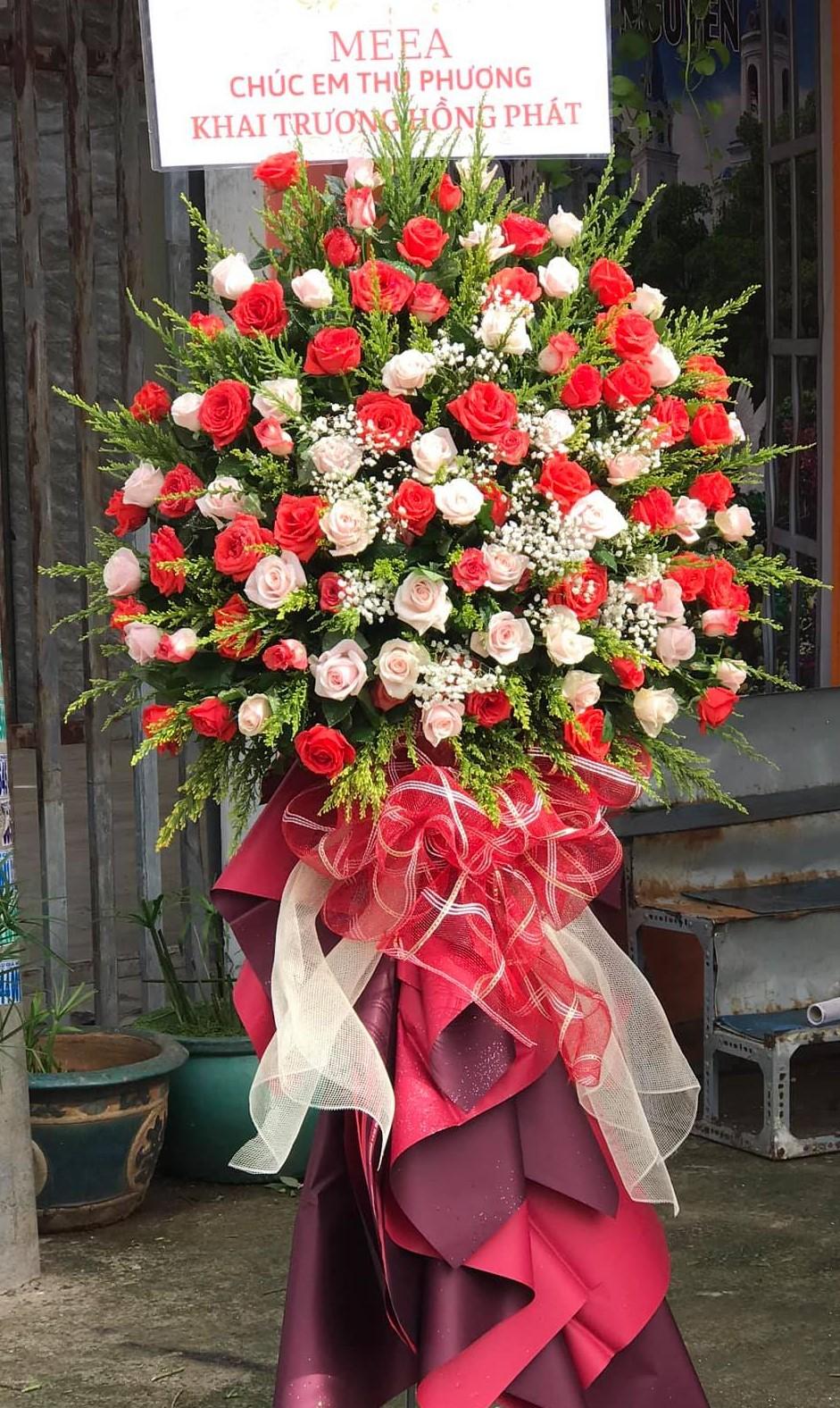 Cửa hàng hoa tươi ở Vũng Tàu
