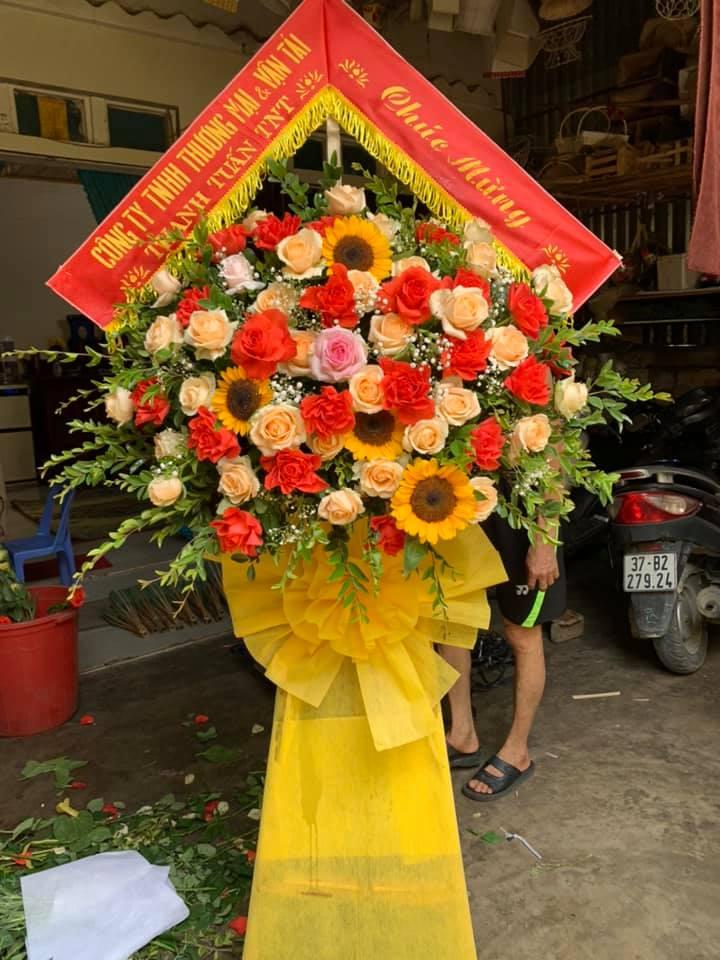 Cửa hàng hoa Vinh