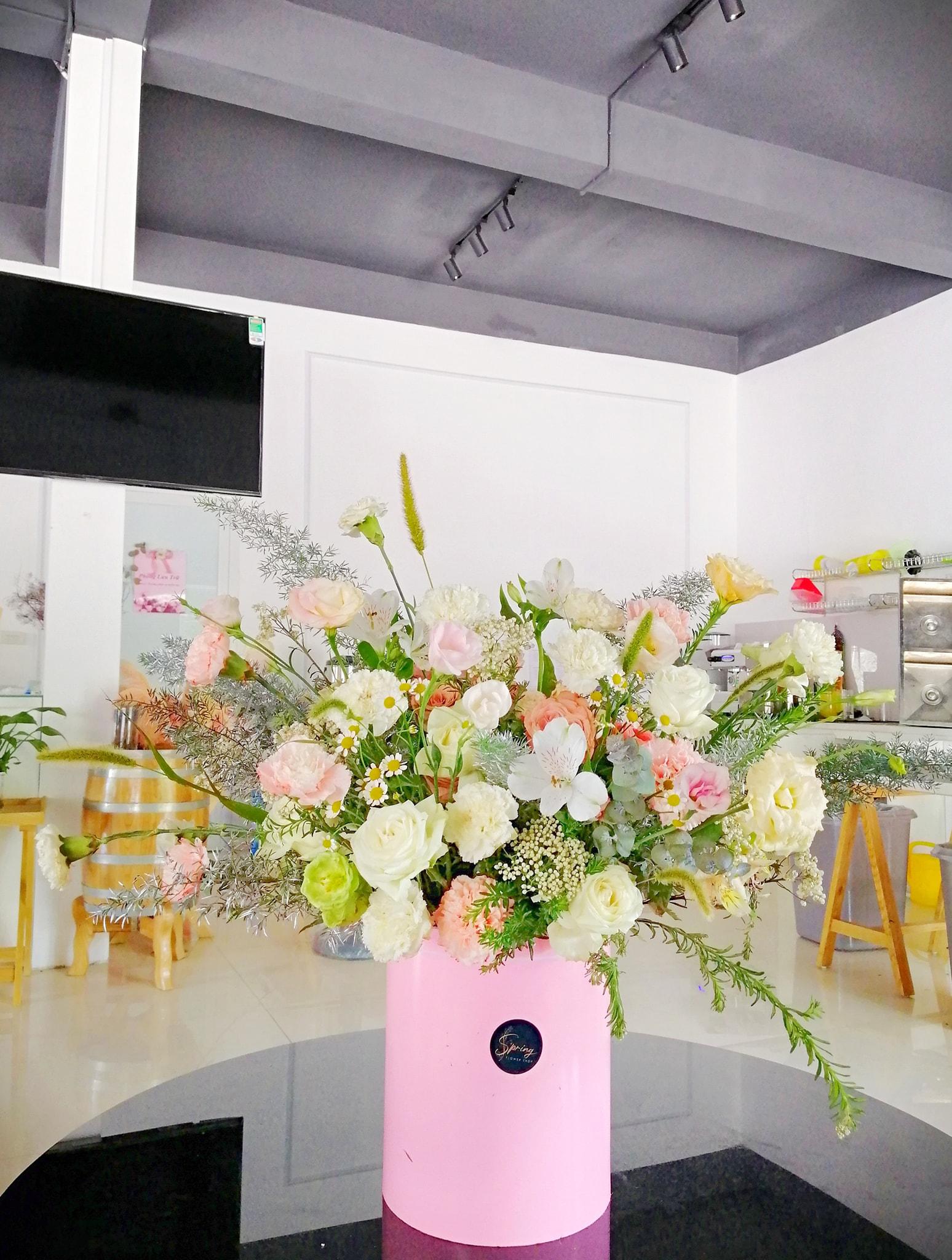 Gửi điện hoa thành phố Vinh