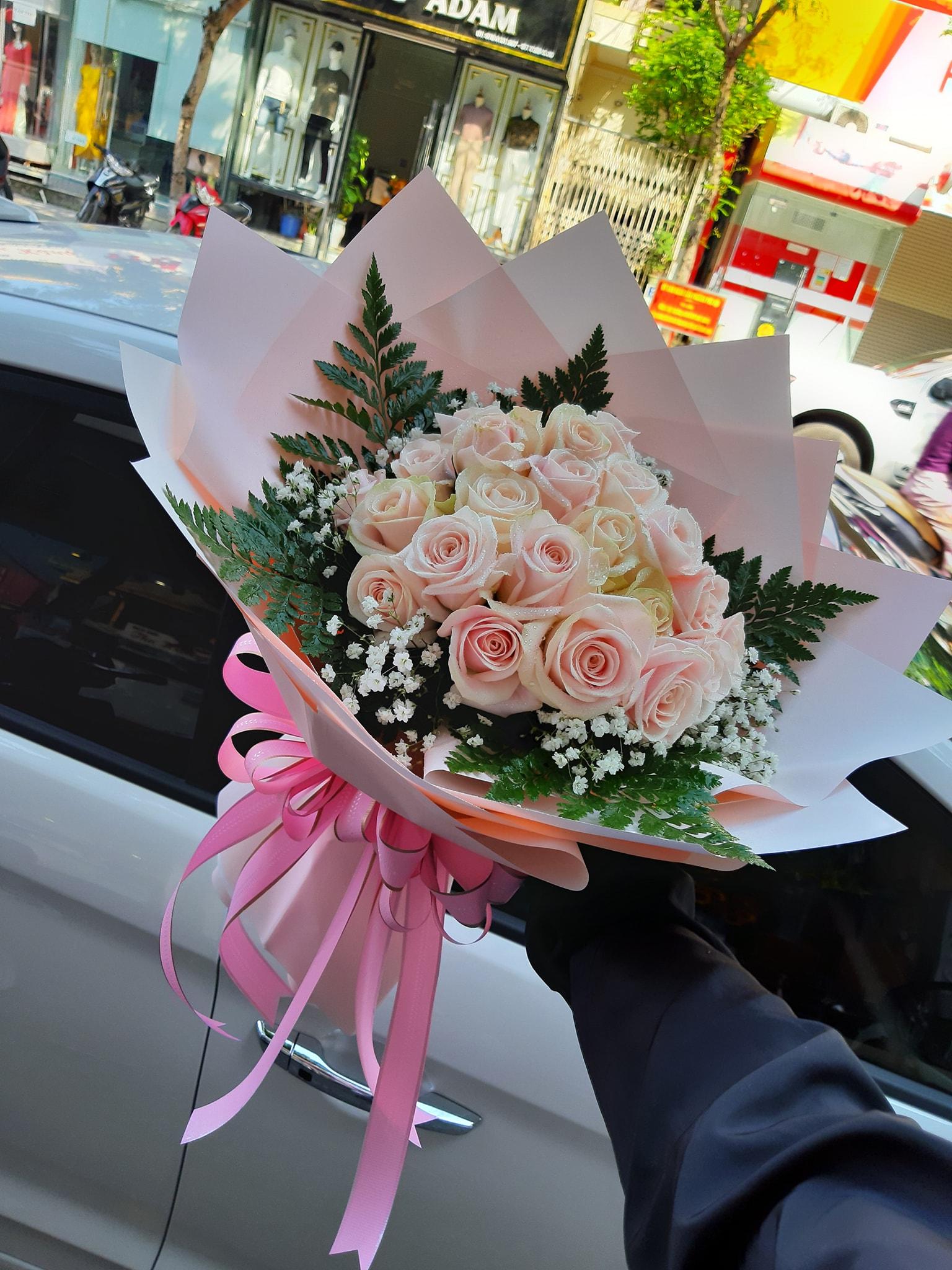 Shop hoa tươi ở Huế