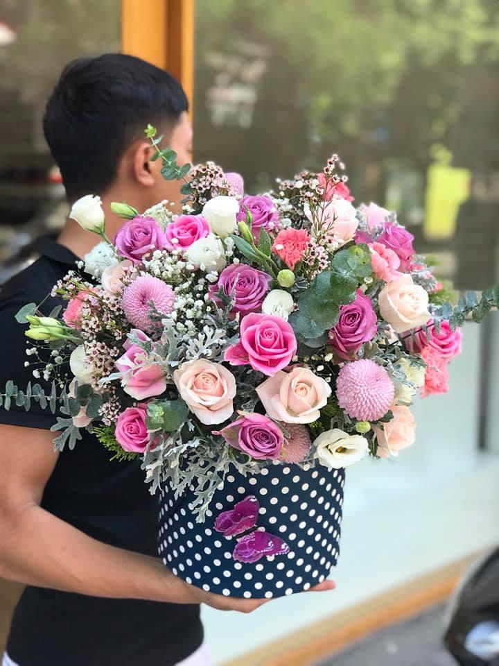 Sưu tập Mẫu hoa sinh nhật