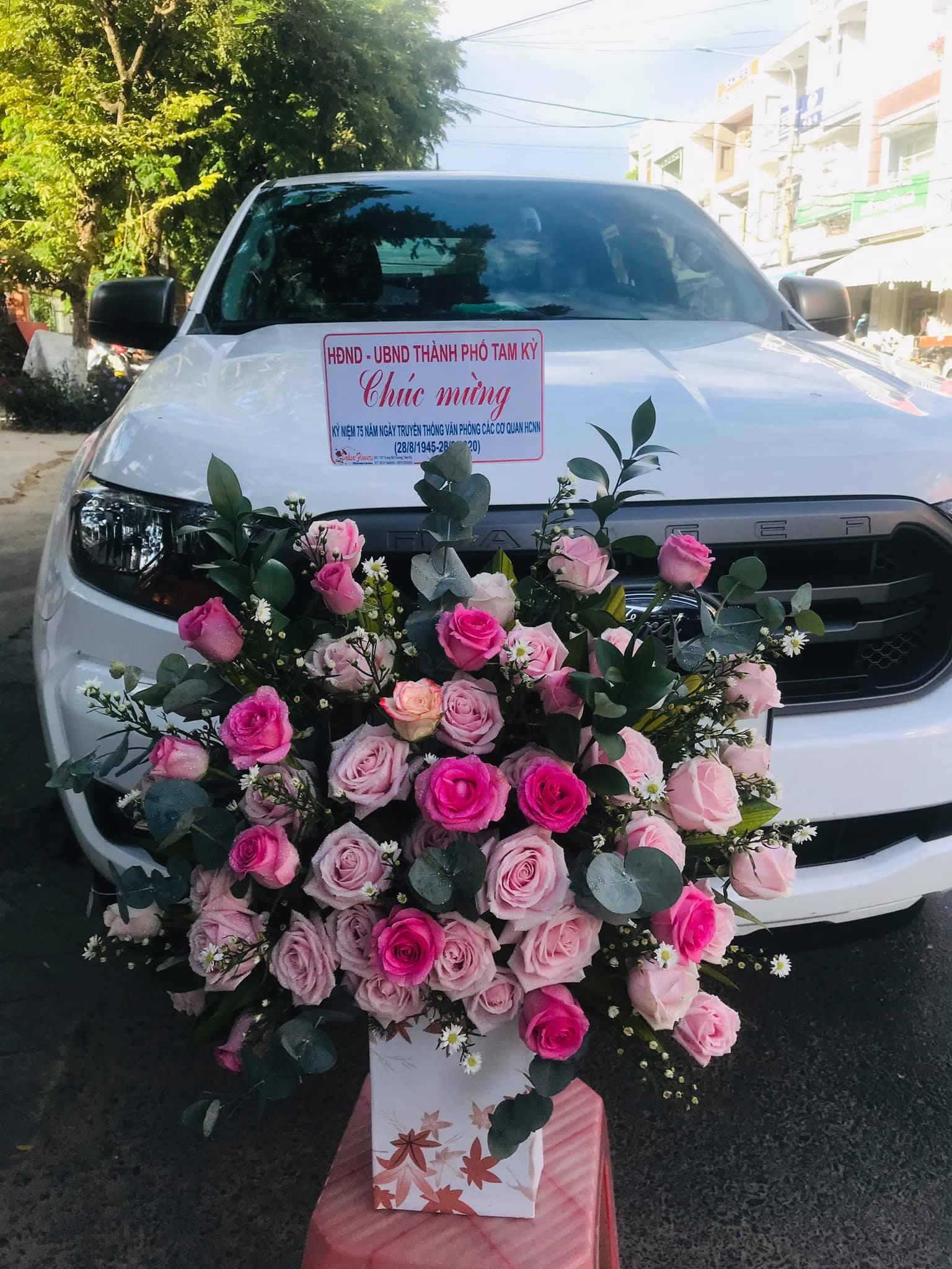 Cửa hàng hoa tươi Tam Kỳ