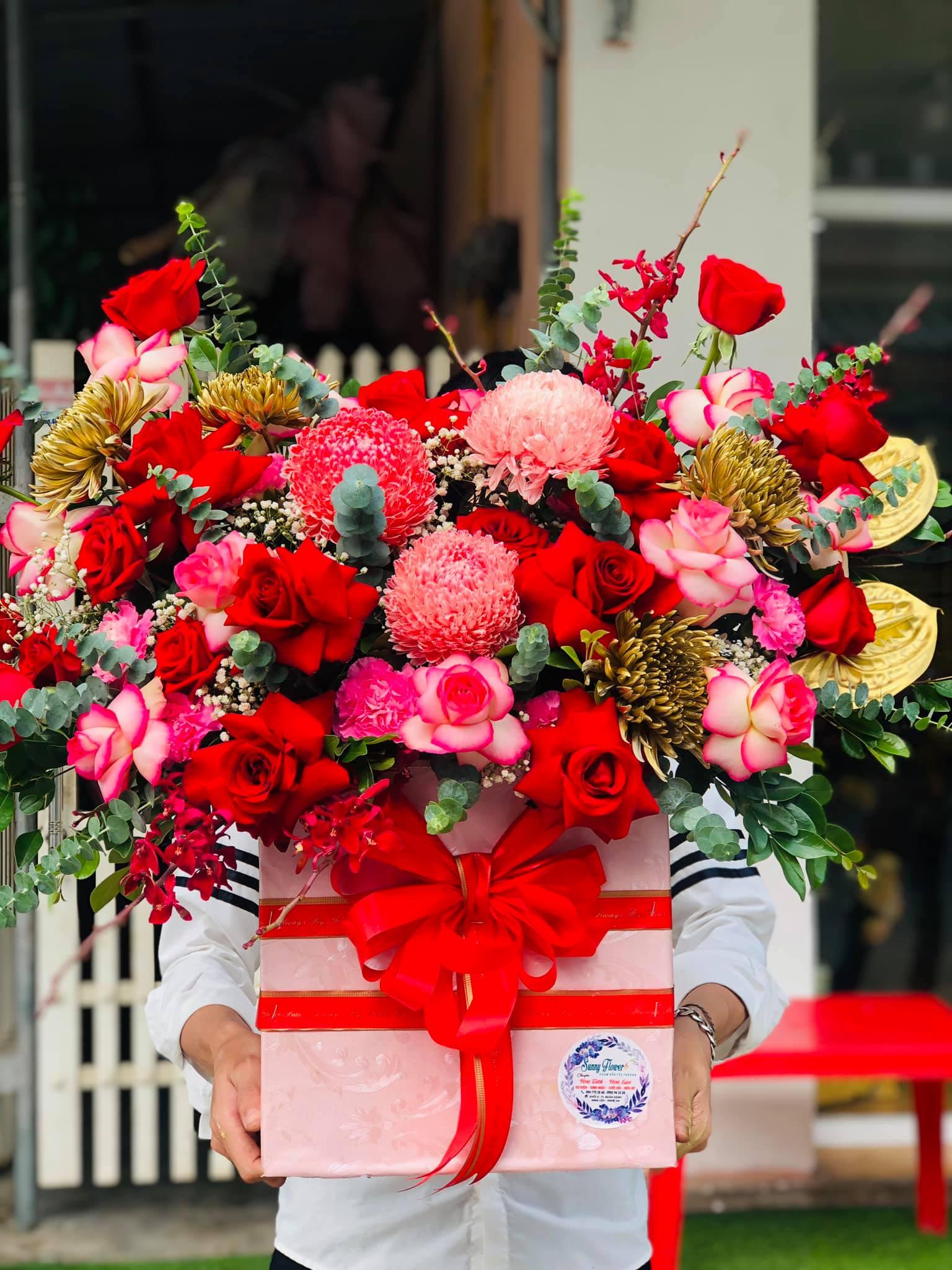 Shop hoa tươi Nghi Lộc, Nghệ An