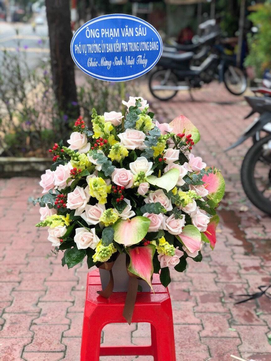 Shop hoa tươi thành phố Tam Kỳ