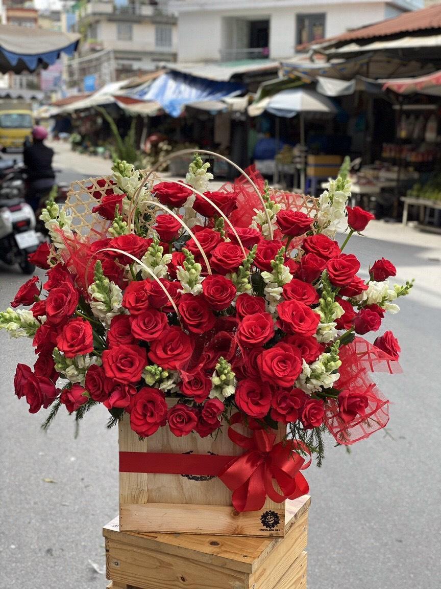 Shop hoa tươi Tam Kỳ