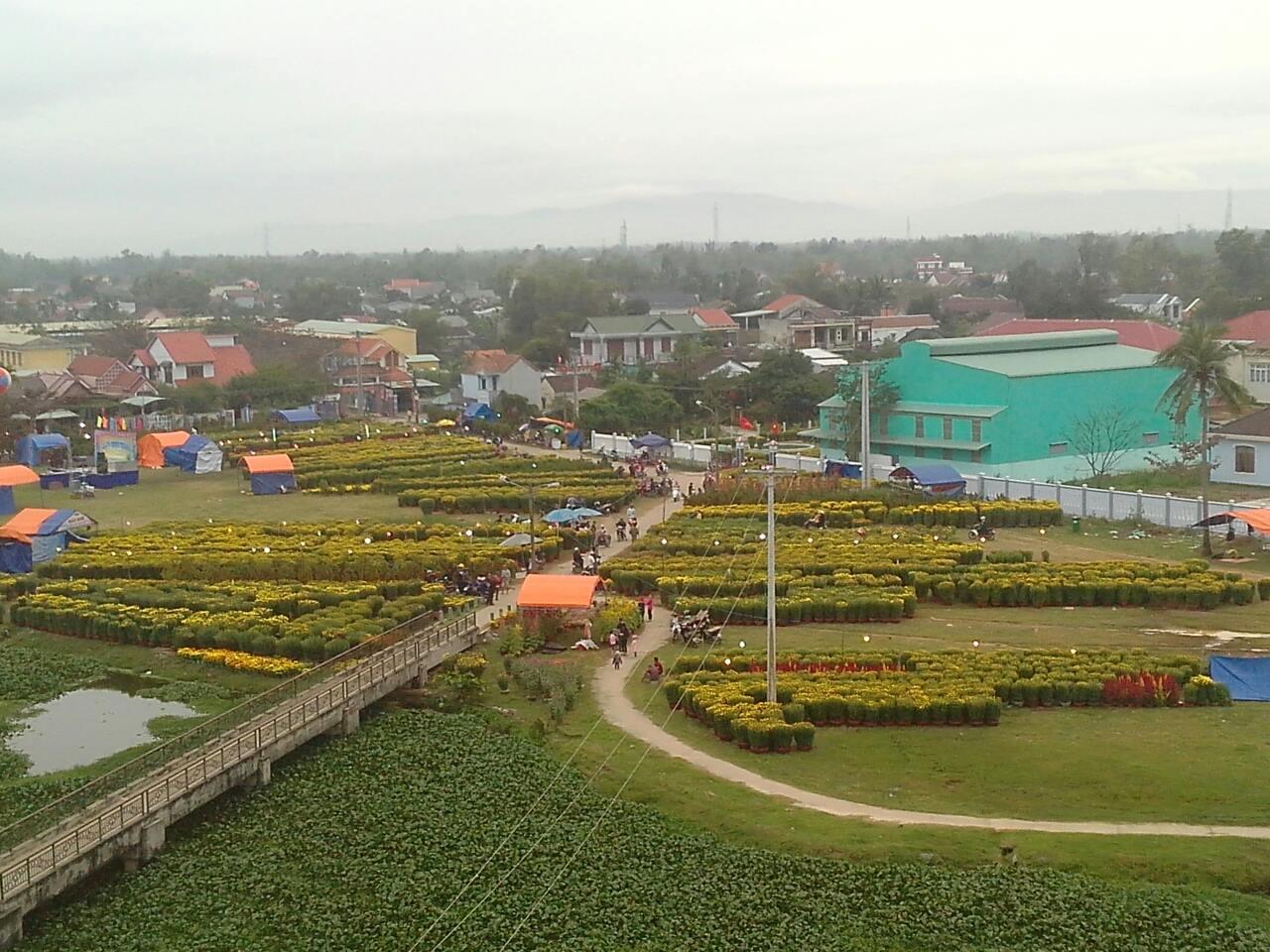 Shop hoa Hà Lam, Thăng Bình