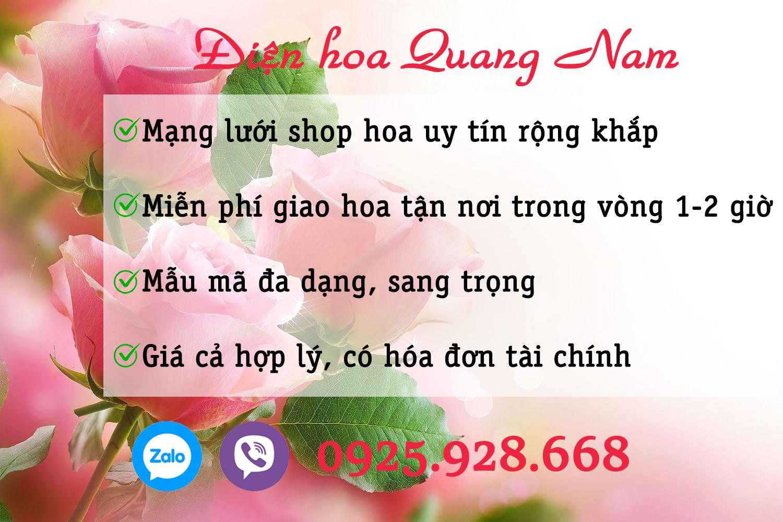 Shop hoa Duy Xuyên