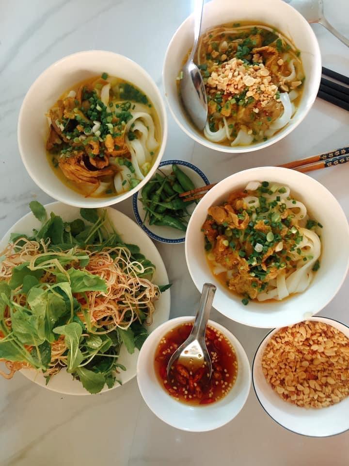 Điện hoa Quảng Nam - Mỳ Quảng