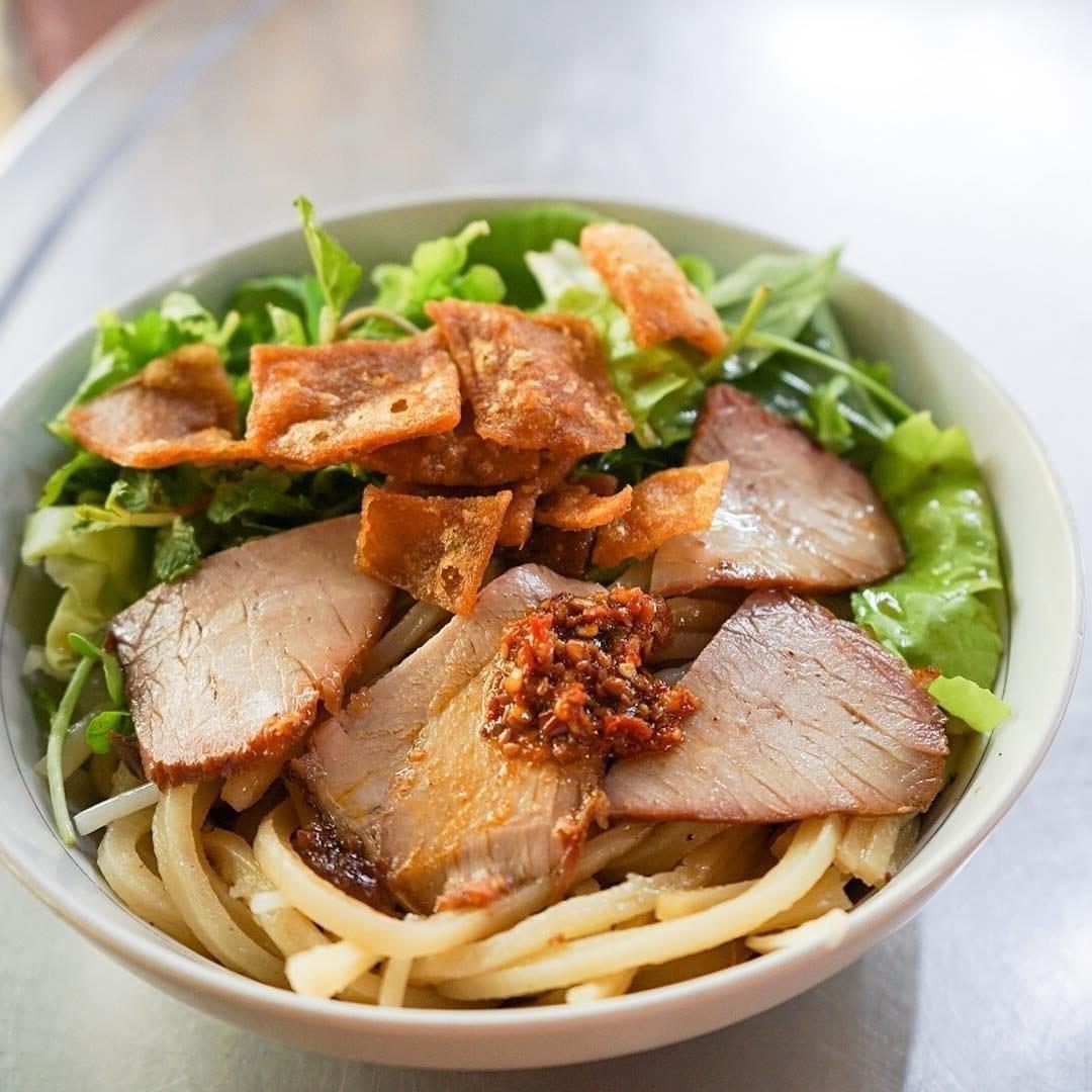 Đặc sản Quảng Nam - Cao lầu