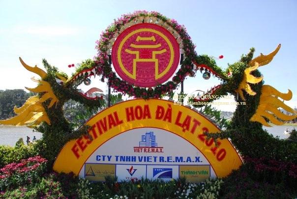 Festival hoa Đà Lạt năm 2010
