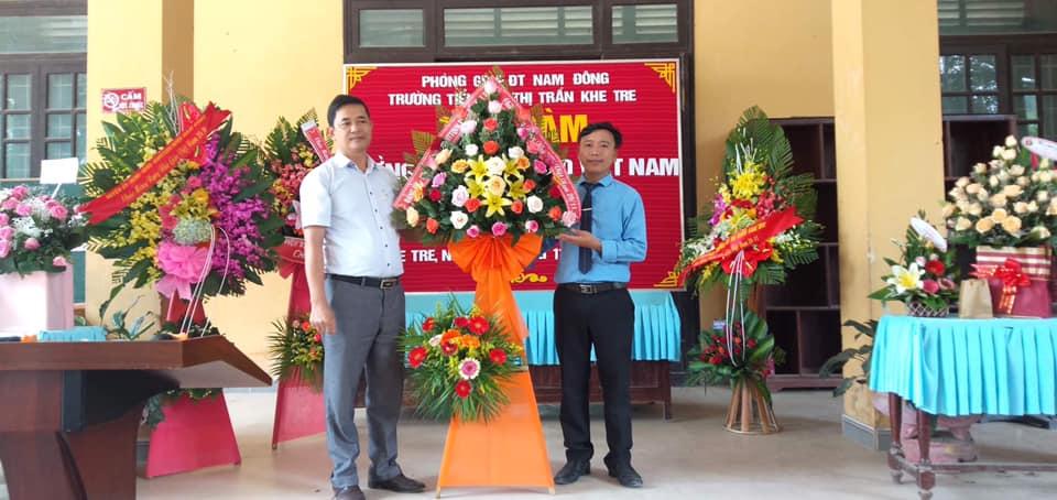 Shop hoa huyện Nam Đông