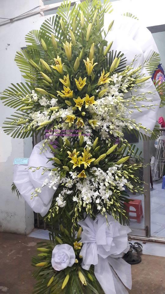 Hoa ly trong đám tang