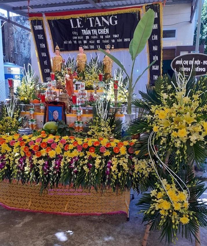 Lễ tang ở Việt Nam