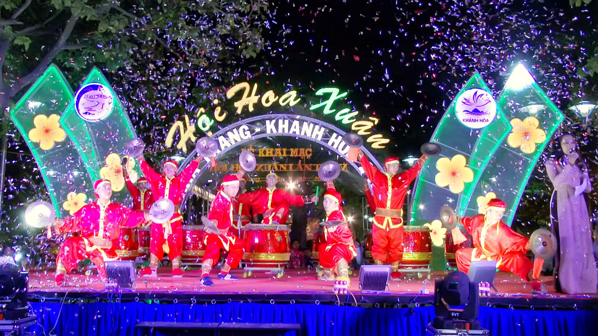 Shop hoa Nha Trang