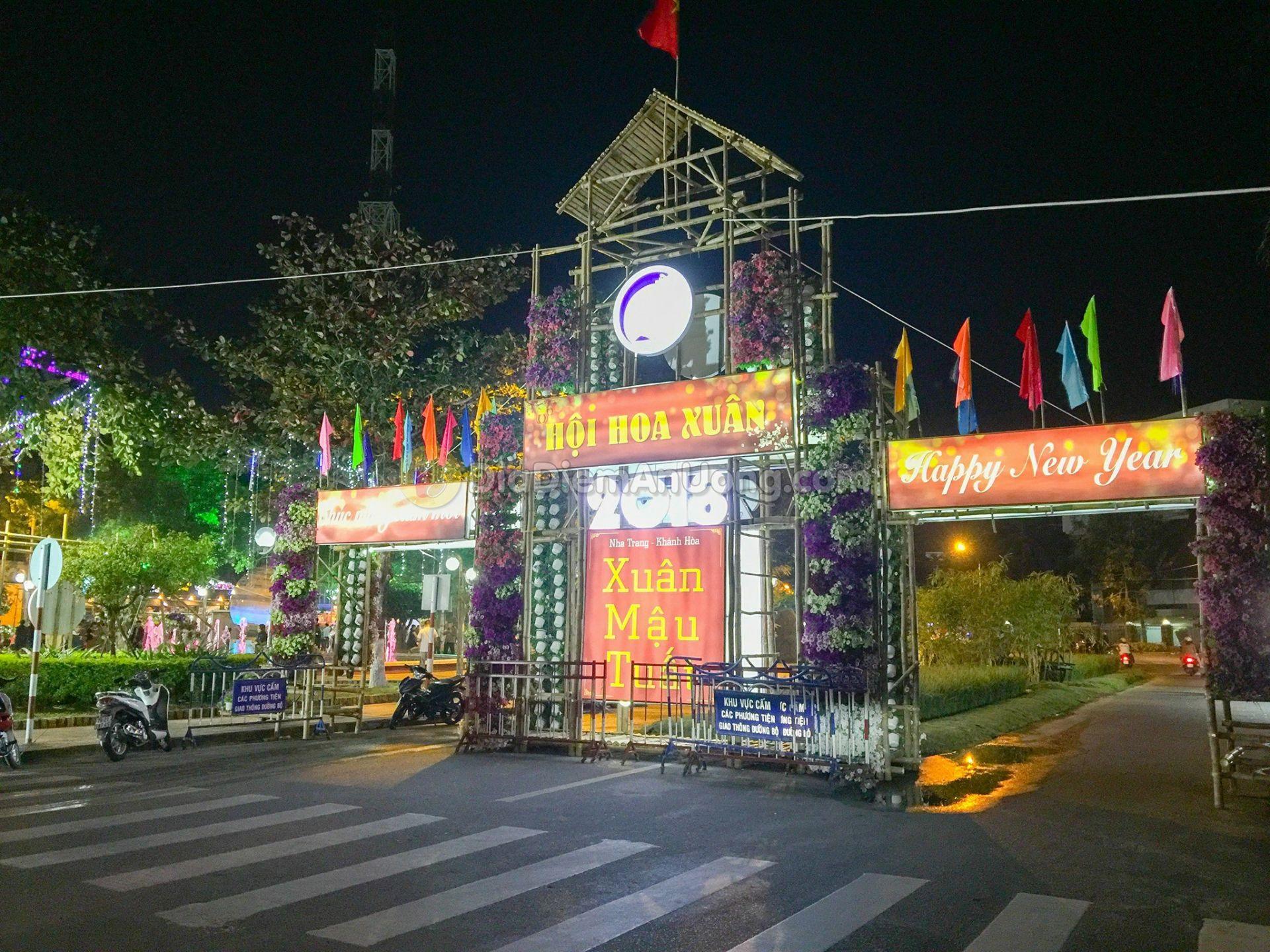 Hội Hoa xuân Nha Trang - Khánh Hòa