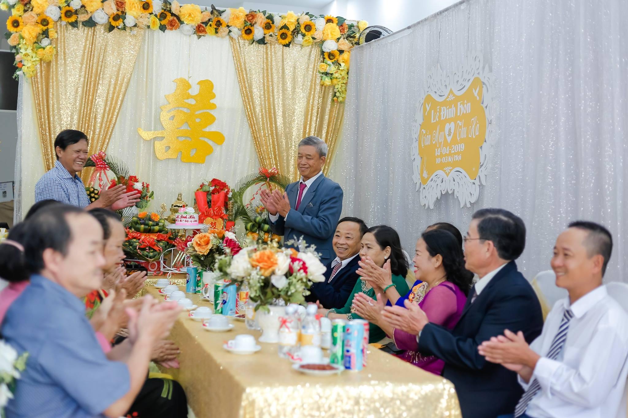 Lễ Đính hôn tại Đà Nẵng