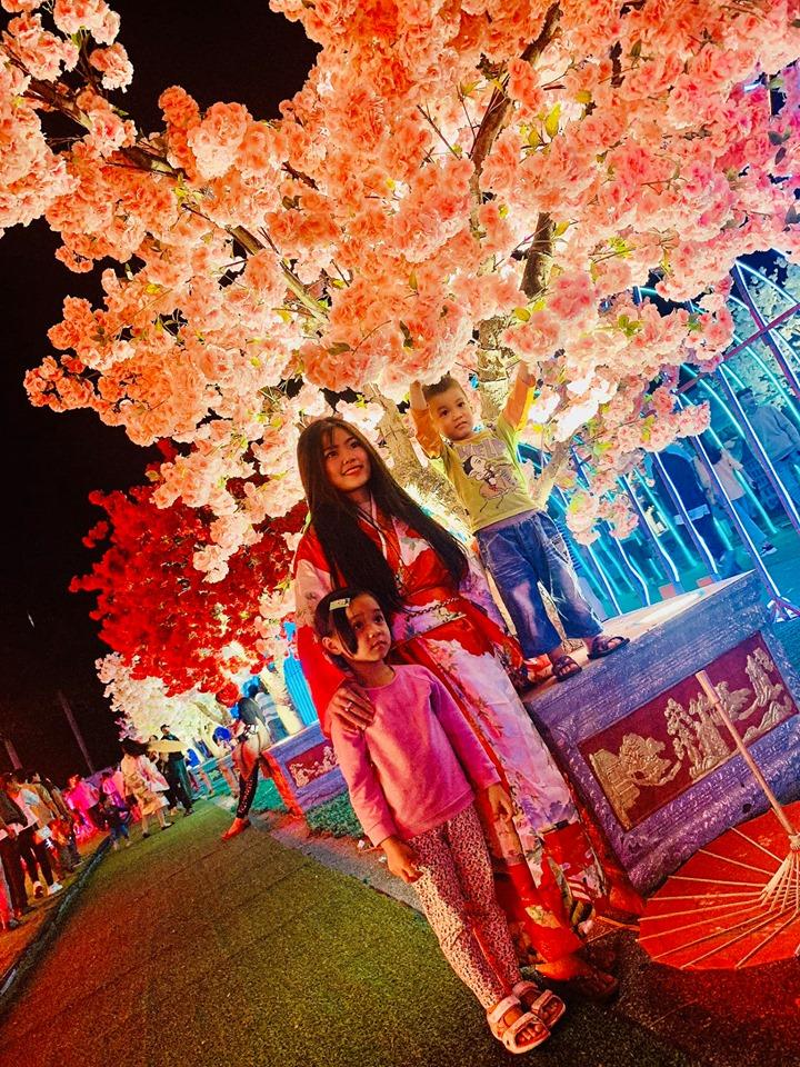 Lễ hội hoa Anh Đào năm 2019