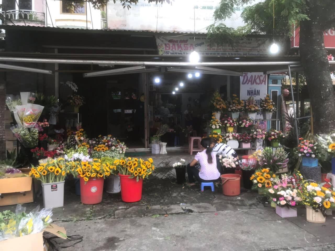 Shop hoa Tam Kỳ - Điện hoa Quang Nam