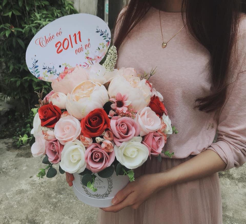 Hoa tặng thầy cô nhân Ngày nhà giáo Việt Nam
