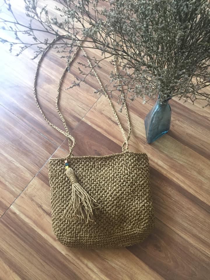 Túi xách làm thủ công
