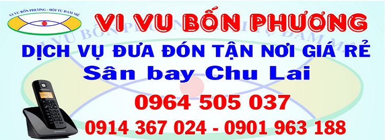 Xe sân bay Chu Lai Hội An