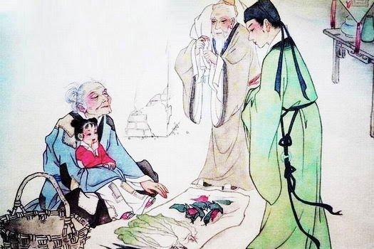 Truyền thuyết ông Tơ bà Nguyệt