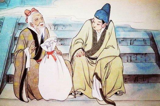 Sự tích Ông Tơ bà Nguyệt