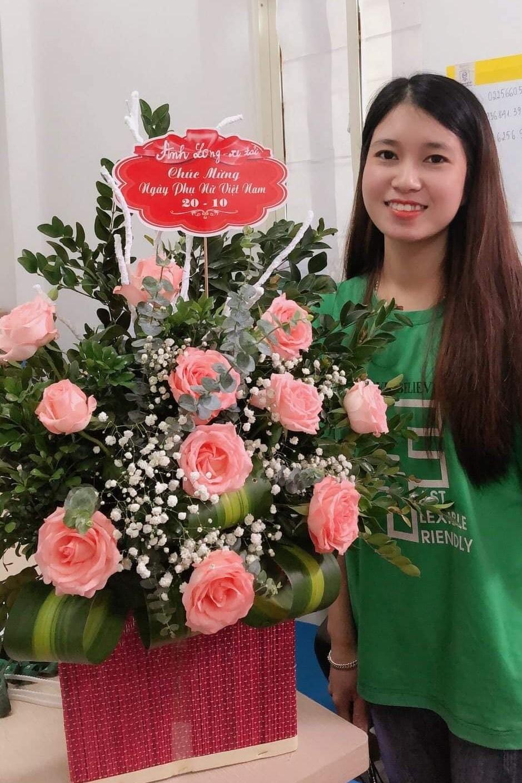 Cửa hàng hoa Tam Kỳ