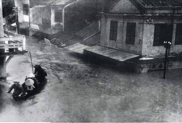 Trận lụt lịch sử năm Giáp Thìn 1964