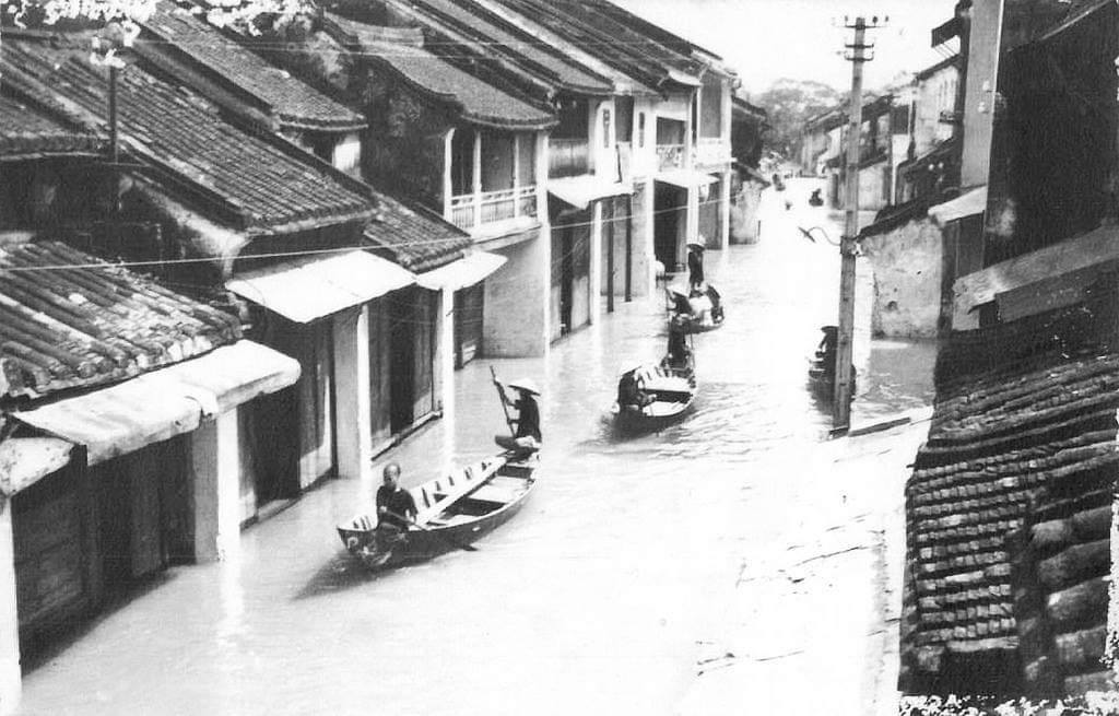 Trận đại hồng thủy năm 1964